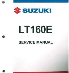 suzuki lt160 wiring diagram [ 1024 x 1296 Pixel ]