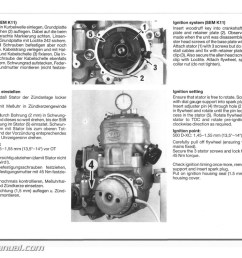 1989 1990 ktm 350 500 540 motorcycle engine service manual ktm 450 xc atv ktm 350 engine diagram [ 1024 x 791 Pixel ]