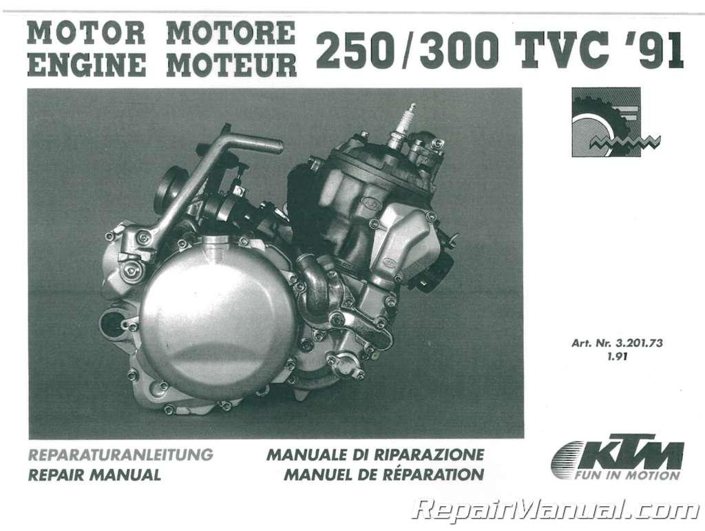 hight resolution of 1991 1995 ktm 250 300 two stroke motorcycle engine service ktm 250 engine diagram