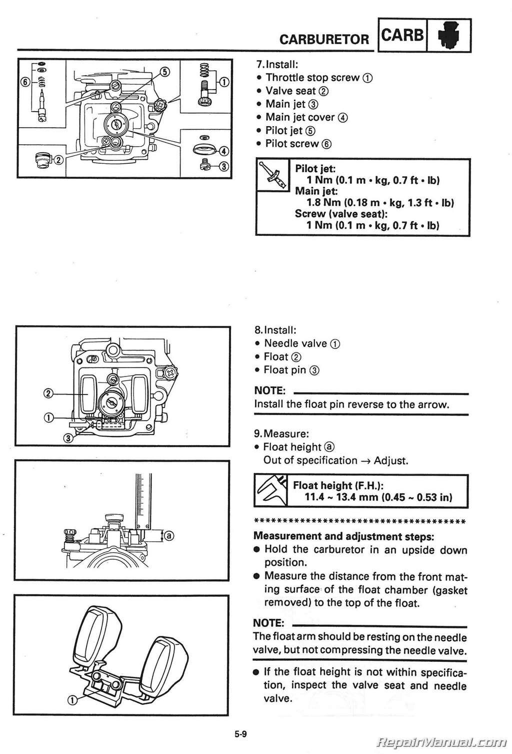 1999 Yamaha Big Bear 350 Wiring Diagram - Roslonek.net