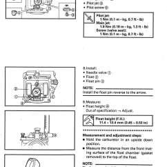 1999 Yamaha Banshee Wiring Diagram Mk4 Jetta 1993 Yfm400fw Service Manual