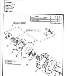 1994 1996 yamaha v max 500 vx500 and v max 600 vx 600 snowmobile service [ 1024 x 1432 Pixel ]