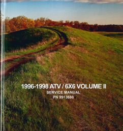 1996 1998 polaris atv and light utility vehicle repair manual jpg [ 1024 x 1340 Pixel ]