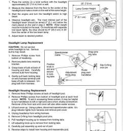 1999 sportsman 500 wiring diagram wiring diagram centre 1996 2000 polaris sportsman 335 500 atv service [ 1024 x 1403 Pixel ]