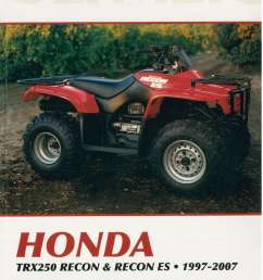 well experienced mechanic cheapest keep four wheeler running properly all pages are printable honda trx250ex sportrax 250ex owner s manual pdf download  [ 1024 x 1497 Pixel ]