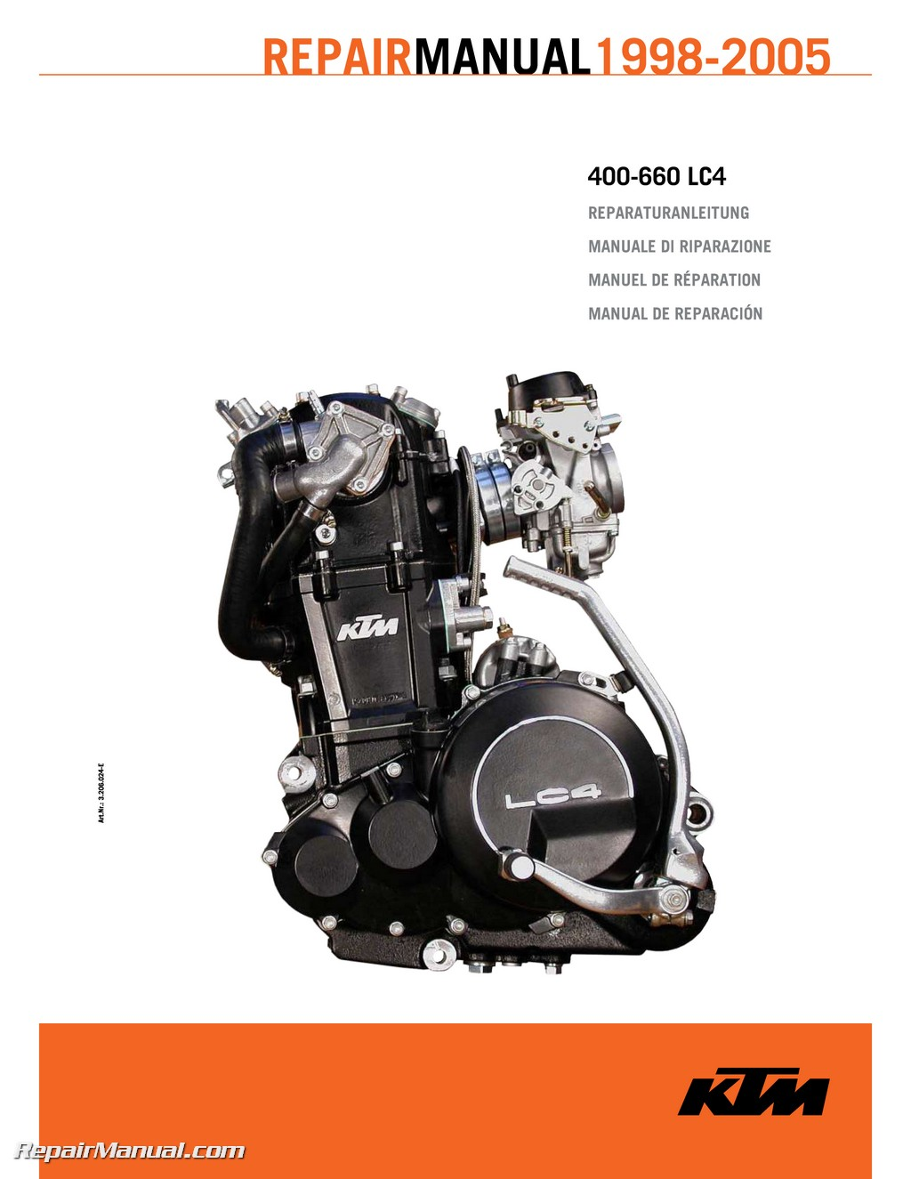hight resolution of ktm 640 lc4 supermoto wiring diagram