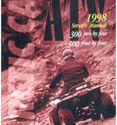 1998 arctic cat  [ 1024 x 1325 Pixel ]