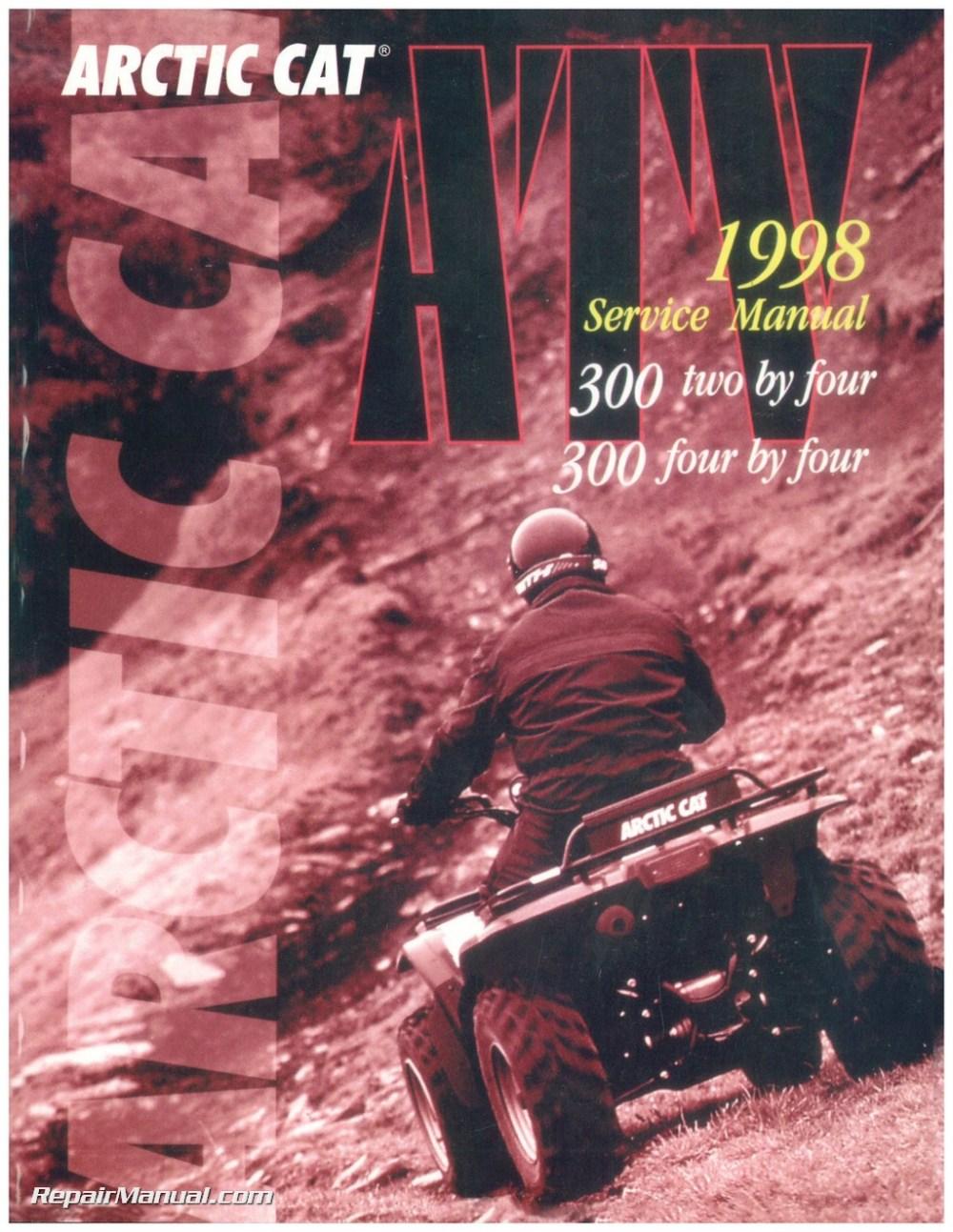 medium resolution of 1998 arctic cat