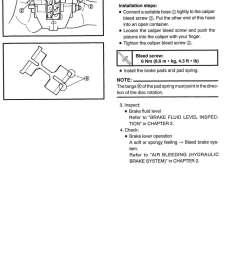 1999 2001 yamaha snowmobile service manual pz500 phazer vt500xl venture 500 xl [ 1024 x 1461 Pixel ]