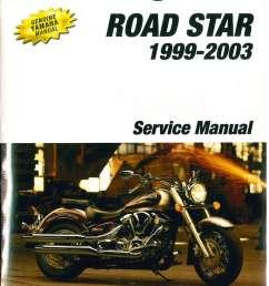 1999 2003 yamaha road star xv1600 motorcycle service manual rh repairmanual com yamaha road star turn signal wiring diagram yamaha road star turn signal  [ 1024 x 1311 Pixel ]