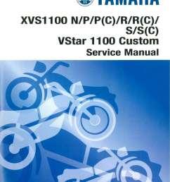 wiring diagram 2003 yamaha v star custom [ 1024 x 1342 Pixel ]