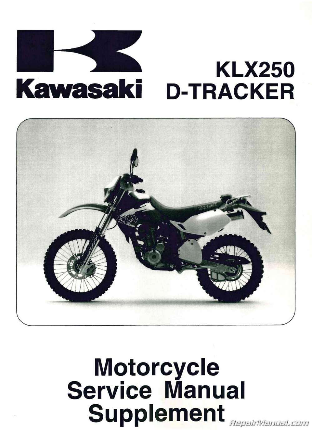 medium resolution of 1999 2006 kawasaki klx250 service manual supplement jpg