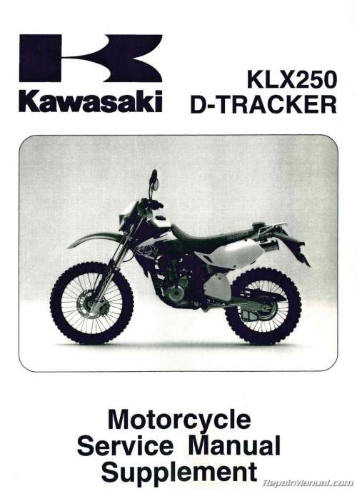 small resolution of 1999 2006 kawasaki klx250 service manual supplement jpg