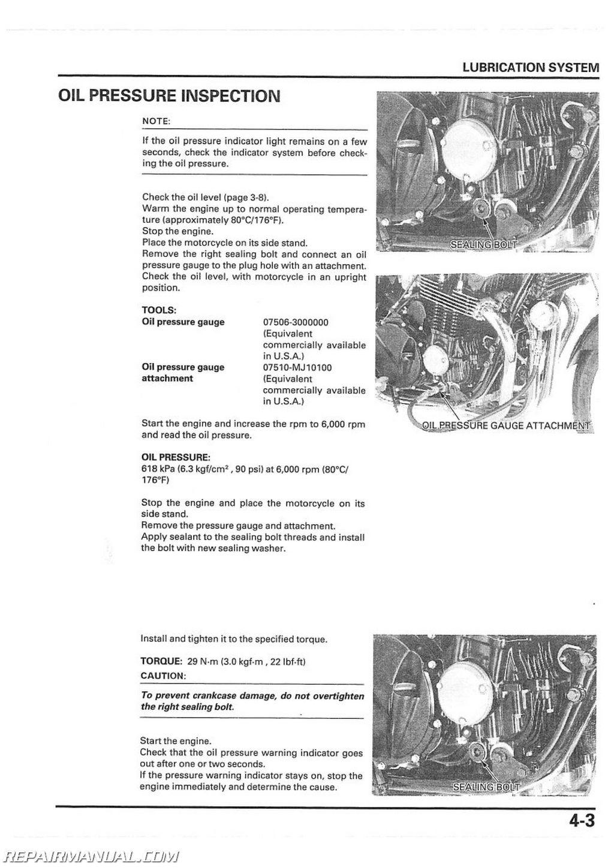 hight resolution of 2000 2003 honda cb750 nighthawk motorcycle service manual 2000 cb750 wiring diagram