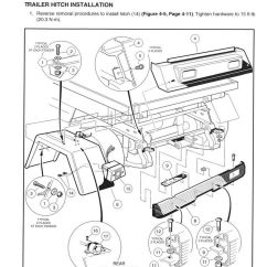 Wiring Diagram For Club Car Golf Cart Honeywell Lyric T5 2000 Engine Free Image User