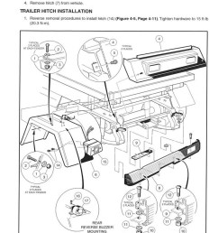 2000 club car turf carryall turf 1 turf 2 turf 6 carryall 1 rh repairmanual com club car battery wiring club car brake parts diagram [ 1024 x 1403 Pixel ]