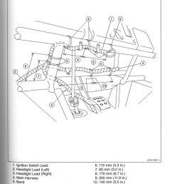 2002 kawasaki mule 3010 parts diagram wiring schematic [ 1024 x 1481 Pixel ]