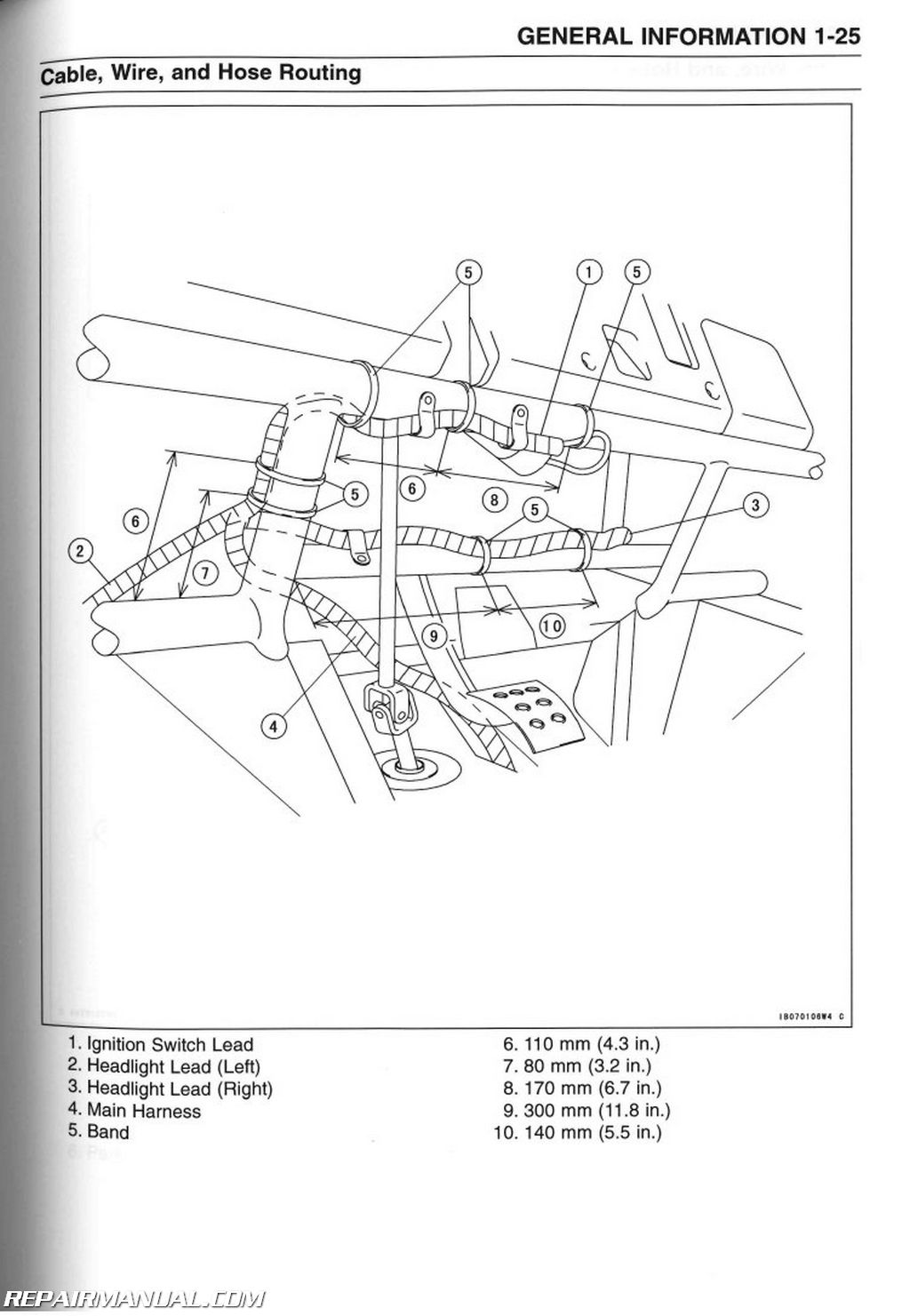 kawasaki mule 3010 wiring diagram ford voltage regulator kaf620e parts and fuse box