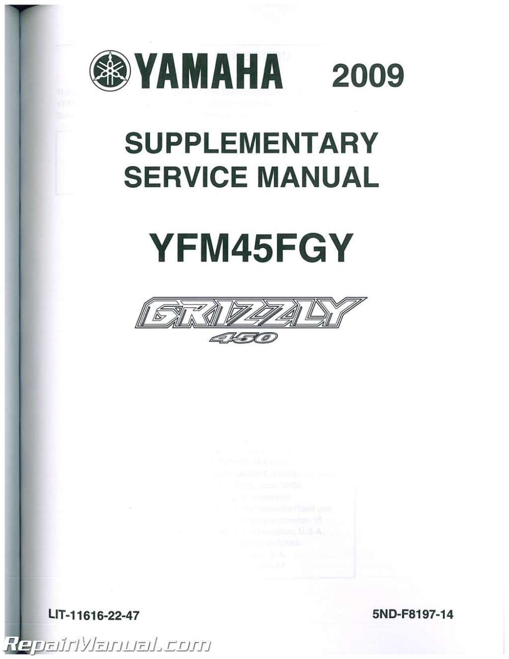 medium resolution of wiring diagram 2011 450 yamaha grizzly