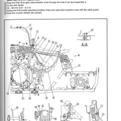 Yamaha Golf Cart Wiring Diagram Electric Trailer Breakaway Yfm660fa Grizzly 660 Atv Service Manual 2003-2008