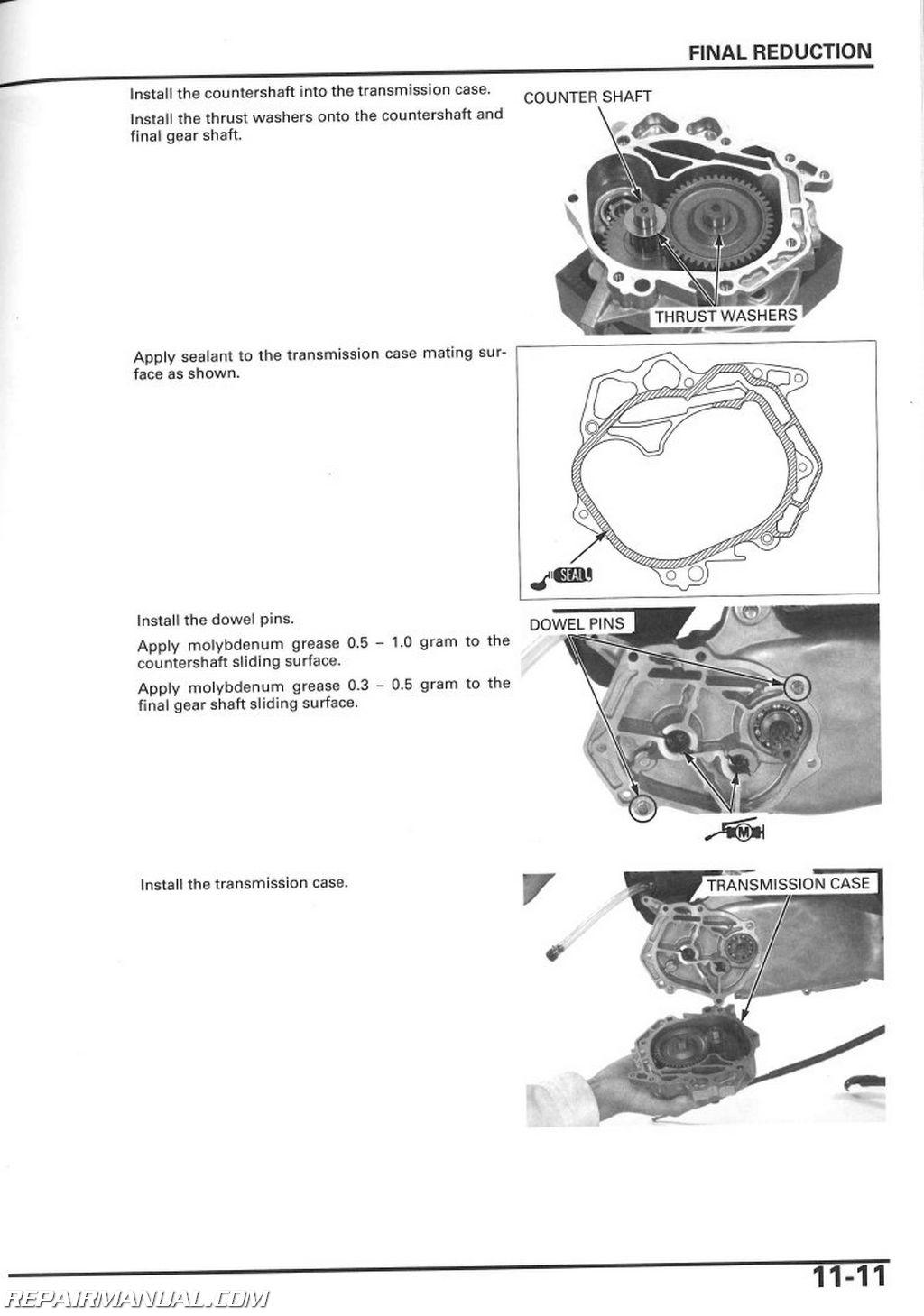 honda zoomer x wiring diagram danfoss 3 way valve 2003 2016 nps50 ruckus scooter service manual