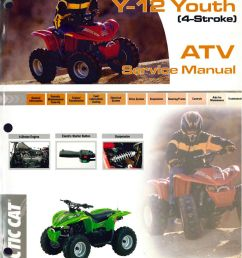 2004 arctic cat 90 atv service manual [ 1024 x 1342 Pixel ]