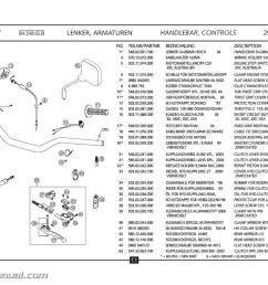 ktm part manual [ 1024 x 791 Pixel ]