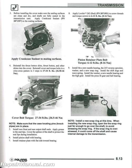 small resolution of 2004 polari sportsman 700 manual