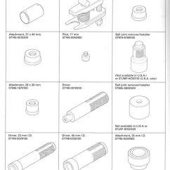 Honda Recon 250 Rear Axle Diagram Bmw R51 3 Wiring 2005 2014 Trx250te Tm Service Manual 61hm858
