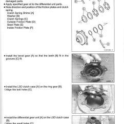 2004 Kawasaki Mule 3010 Wiring Diagram Trane Diagrams 600 Starter Auto