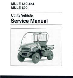 kawasaki mule brake repair and adjustment images [ 1024 x 1370 Pixel ]