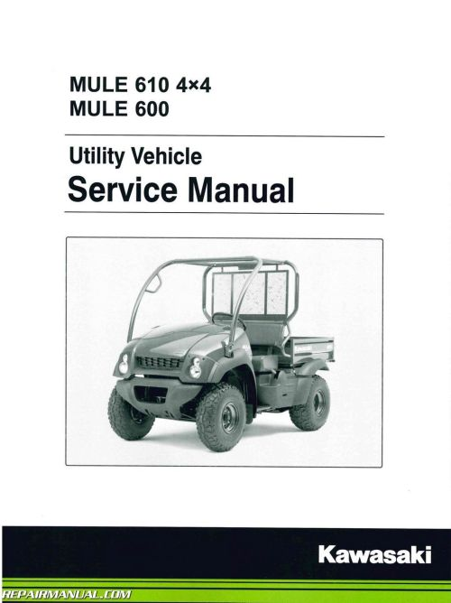 small resolution of kawasaki mule brake repair and adjustment images