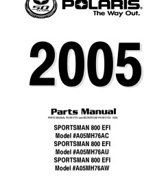 2005 polaris sportsman 800 efi atv parts manual polaris sportsman 500 wiring polaris sportsman 800 parts diagrams [ 1024 x 1325 Pixel ]