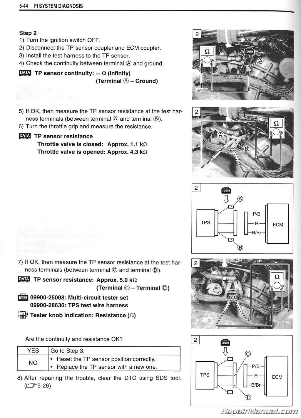 hight resolution of suzuki fuel pressure diagram
