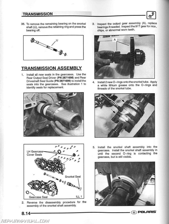 ad480e 2004 polaris sportsman 400 500 atv repair manual Array - 2000 polaris  scrambler 500 service manual pdf newmotorwall org rh newmotorwall org
