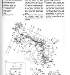 2006 yamaha yzf r1 motorcycle service manual 2009 service manual yamaha yzfr1 and wiring diagrams [ 1024 x 1472 Pixel ]