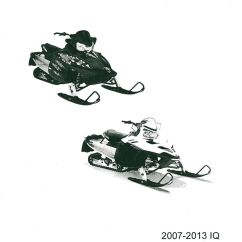 Water Pump Wiring Diagram Of A Car Radio 2007-2013 Polaris Iq Snowmobile Service Manual