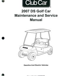 club car owners manual pdf enthusiast wiring diagrams u2022 electric club car ds [ 1024 x 1344 Pixel ]
