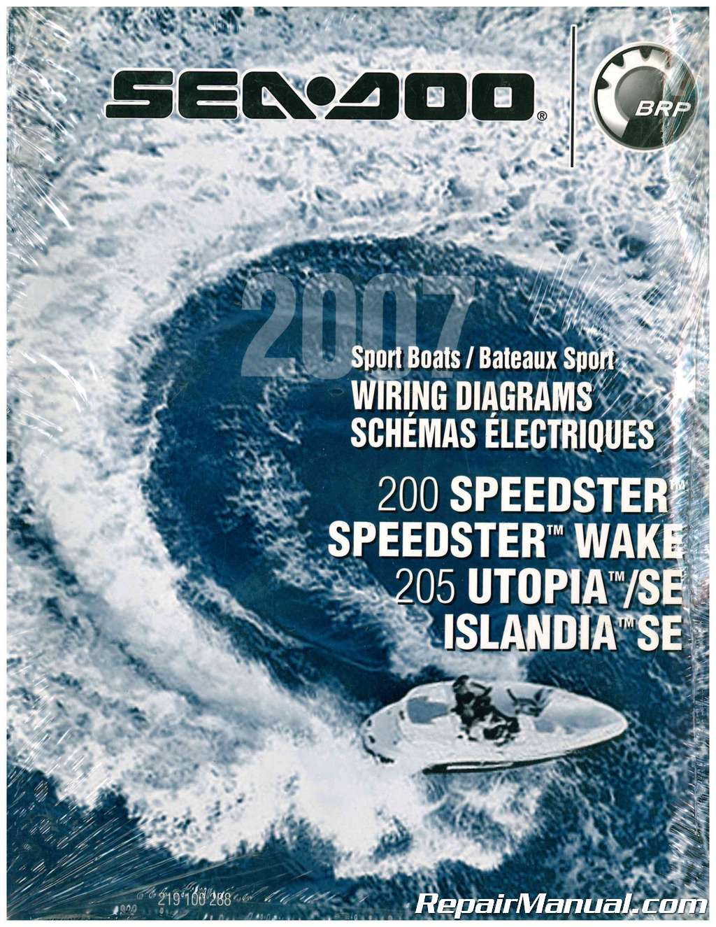 hight resolution of 2007 sea doo boat wiring diagram 200 speedster speedster wake 205 utopia se islandia se jpg