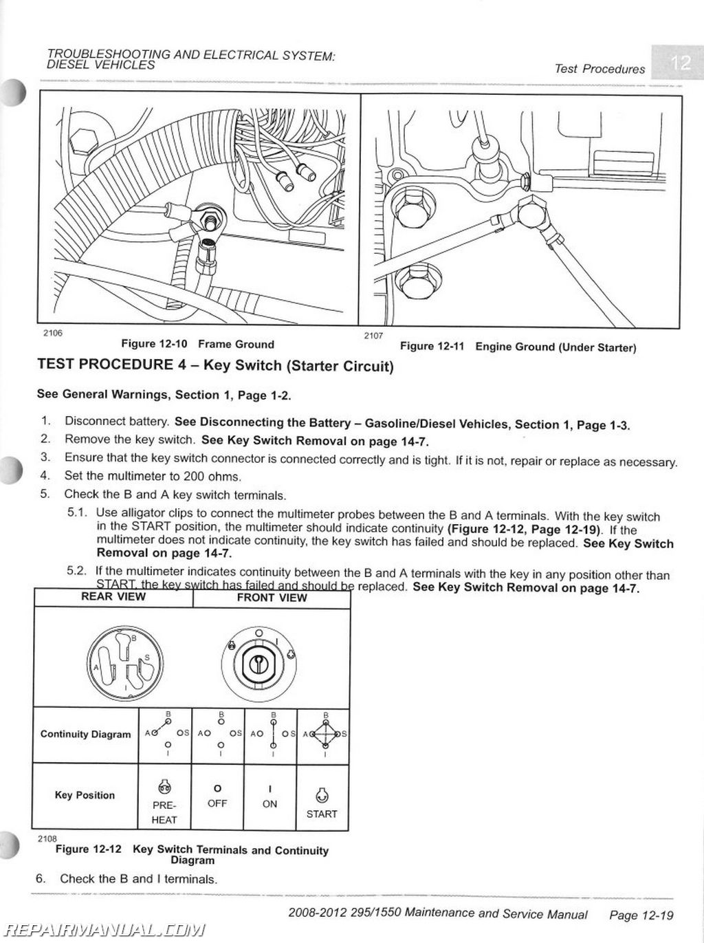 club car wiring diagram 1993 human spine 2009 28 images
