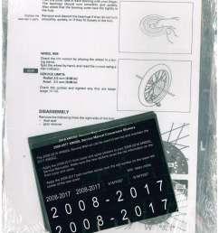 2008 2017 honda xr650l dual sport motorcycle service manual [ 1024 x 1325 Pixel ]