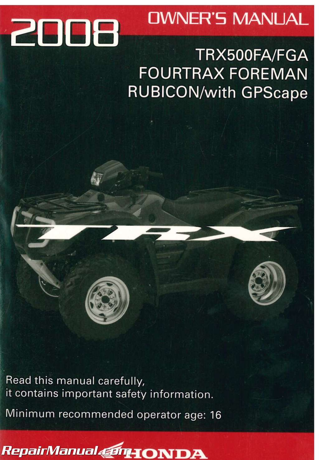 hight resolution of atv big red utility arctic cat atv prowler available instant providing every produced between years through 2011 ace 1998 fit list price 45