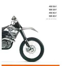 2008 ktm 450 sx f 450 xc f 505 sx f xc f owners manual paper ktm 450 sx f wiring diagram [ 1024 x 1388 Pixel ]