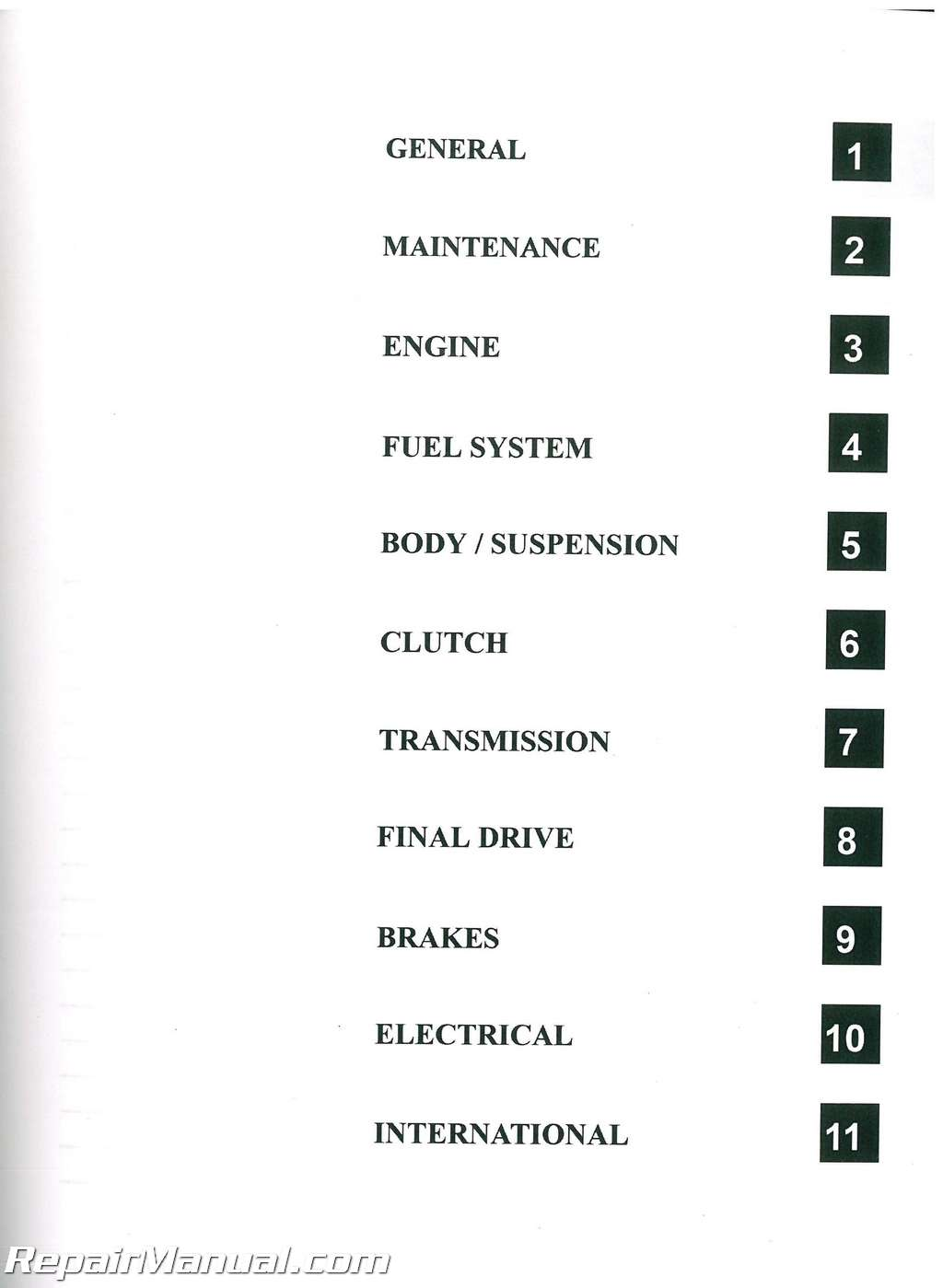 hight resolution of 2008 polaris sportsman 500 efi x2 touring h o atv service manual rh repairmanual com 2005 polaris 2007 polaris sportsman 500 adc wiring diagram