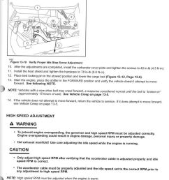 club car xrt part diagram [ 1024 x 1406 Pixel ]