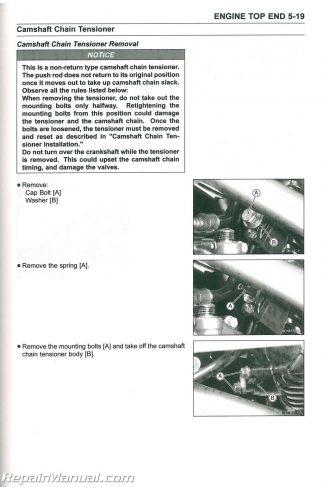 2010-2011 Kawasaki KLE650 Versys Service Manual