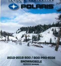 2010 2019 polaris pro ride 600 800 snowmobile service manual2010 polaris lx 600 wiring diagram  [ 1024 x 1354 Pixel ]