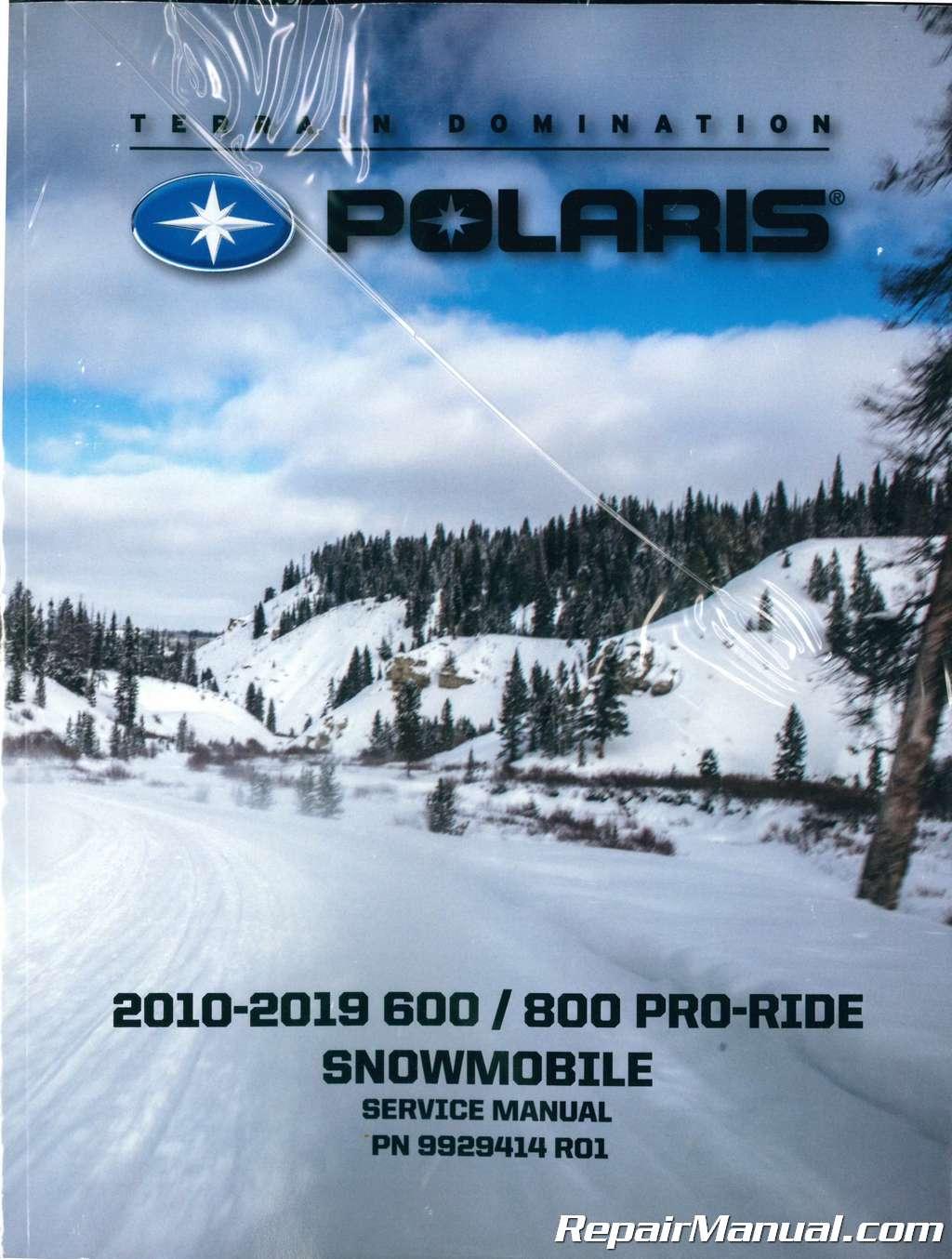 hight resolution of 2010 2019 polaris pro ride 600 800 snowmobile service manual2010 polaris lx 600 wiring diagram