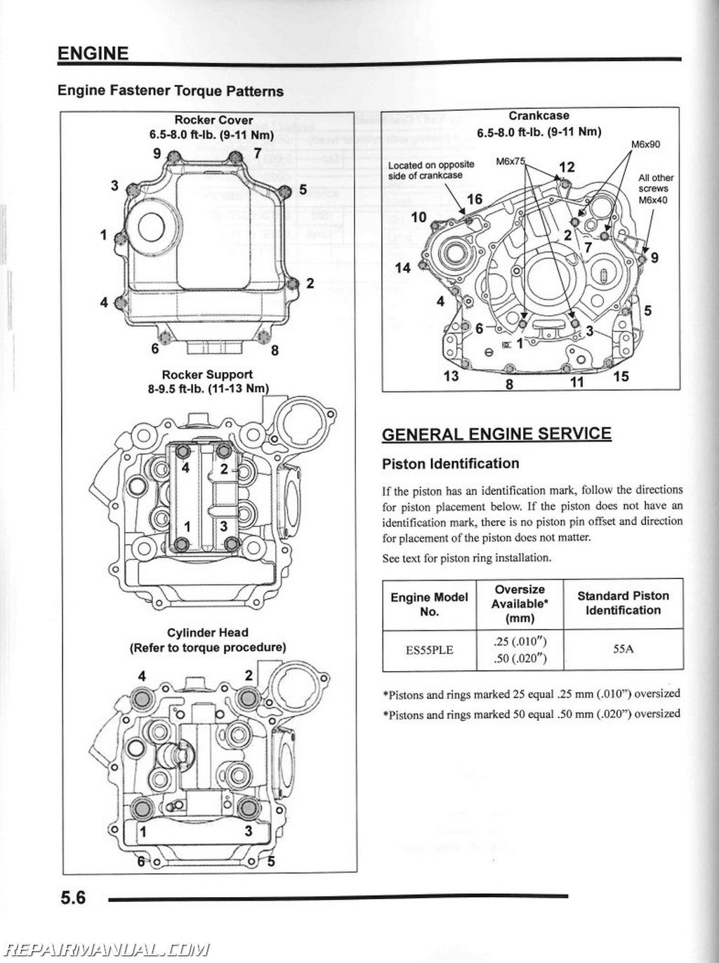 1100 Ford Tractor Wiring Diagram 2010 Polaris Sportsman Xp 550 Atv Service Manual