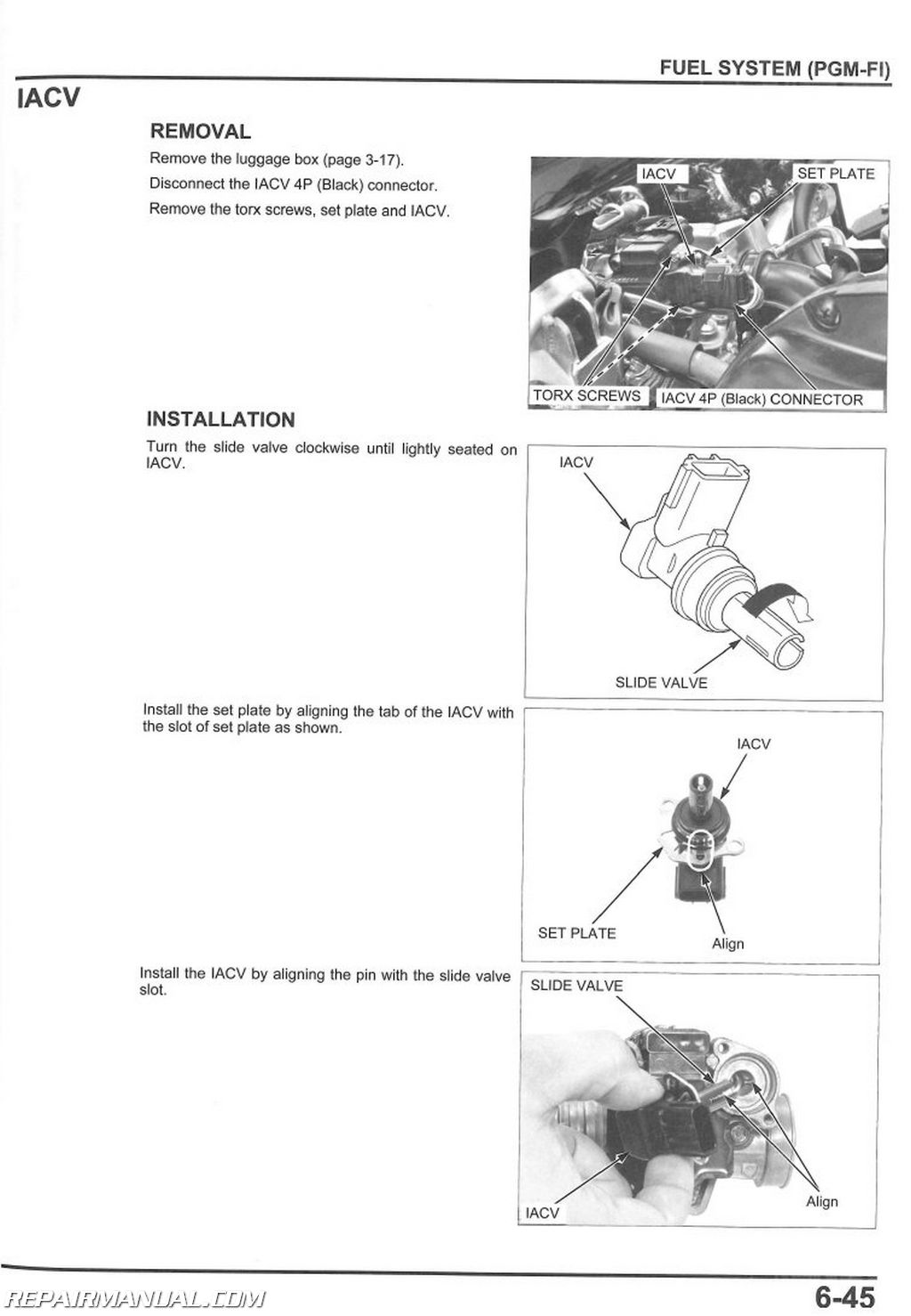 50cc Scooters Wiring Diagram 2011 Honda Pcx125 Scooter Service Manual